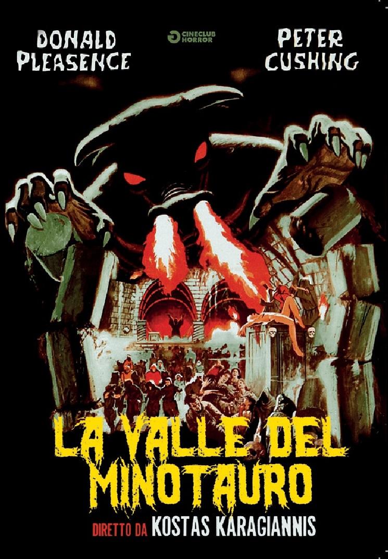 LA VALLE DEL MINOTAURO (DVD)