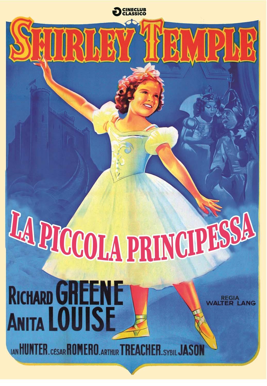LA PICCOLA PRINCIPESSA (DVD)