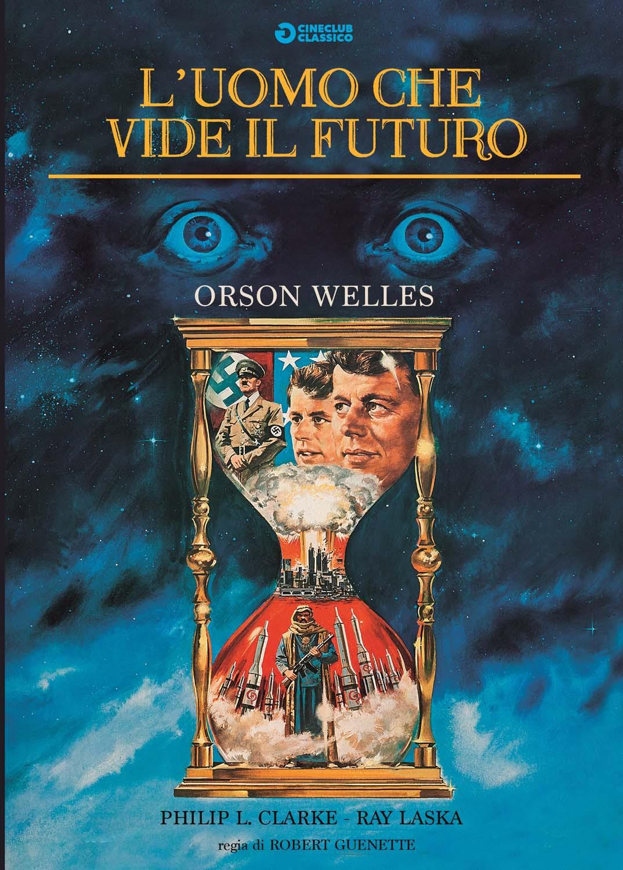 L'UOMO CHE VIDE IL FUTURO / NOSTRADAMUS 1999 - AUDIO INGLESE (DV