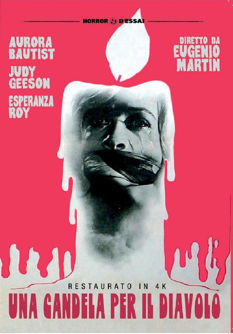 UNA CANDELA PER IL DIAVOLO (RESTAURATO IN 4K) (DVD)