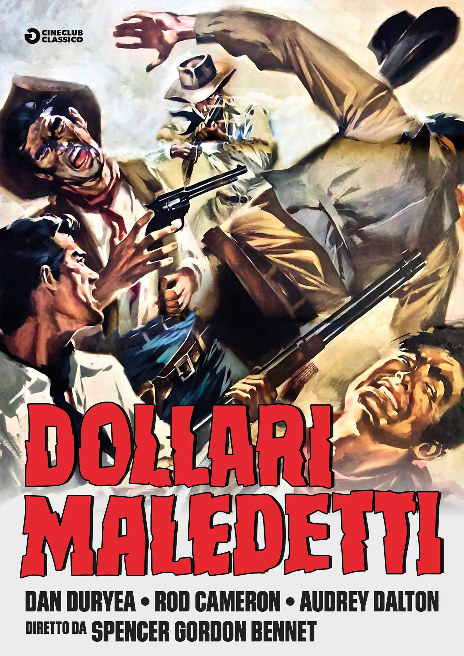 DOLLARI MALEDETTI (DVD)