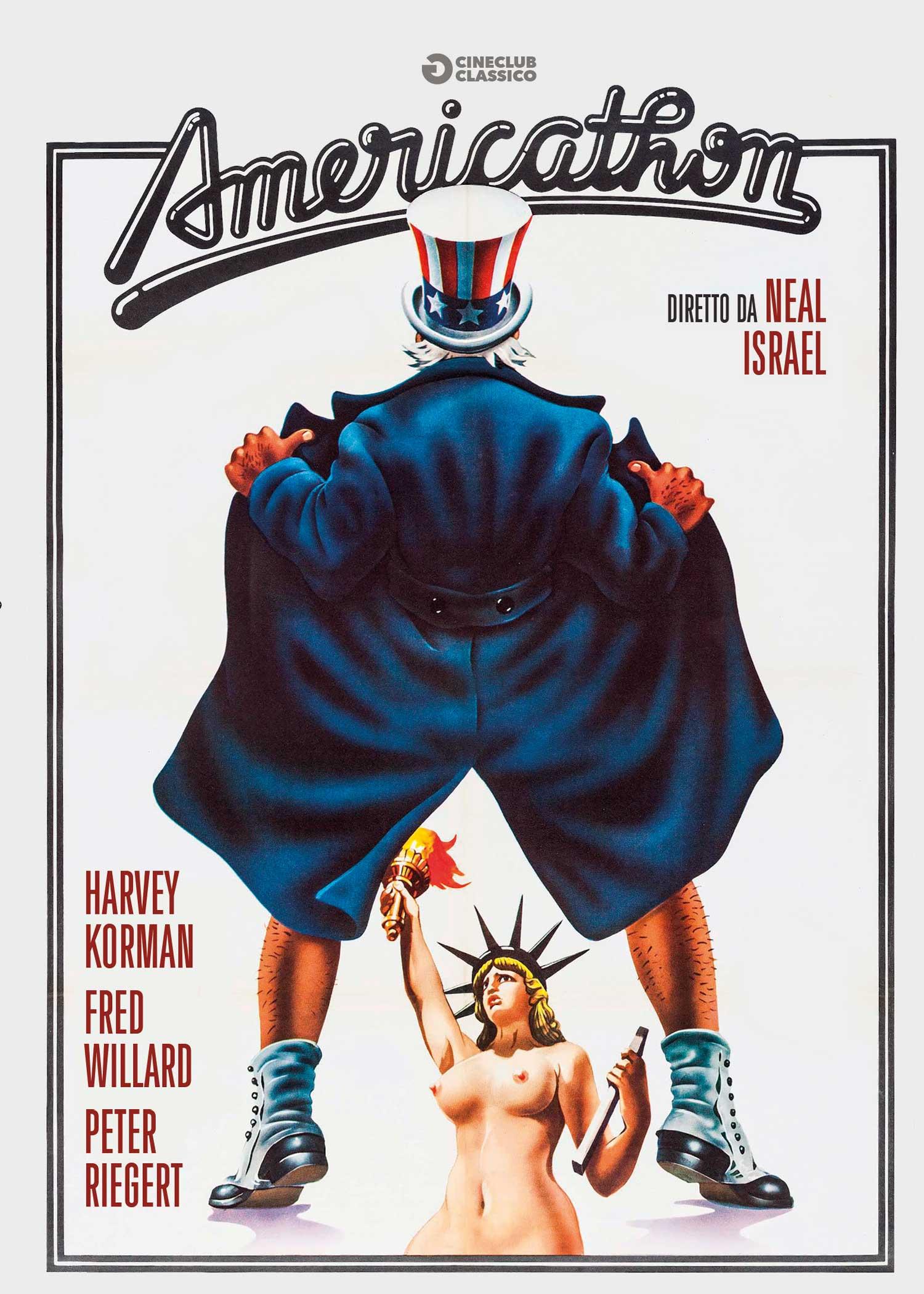 AMERICATHON (DVD)