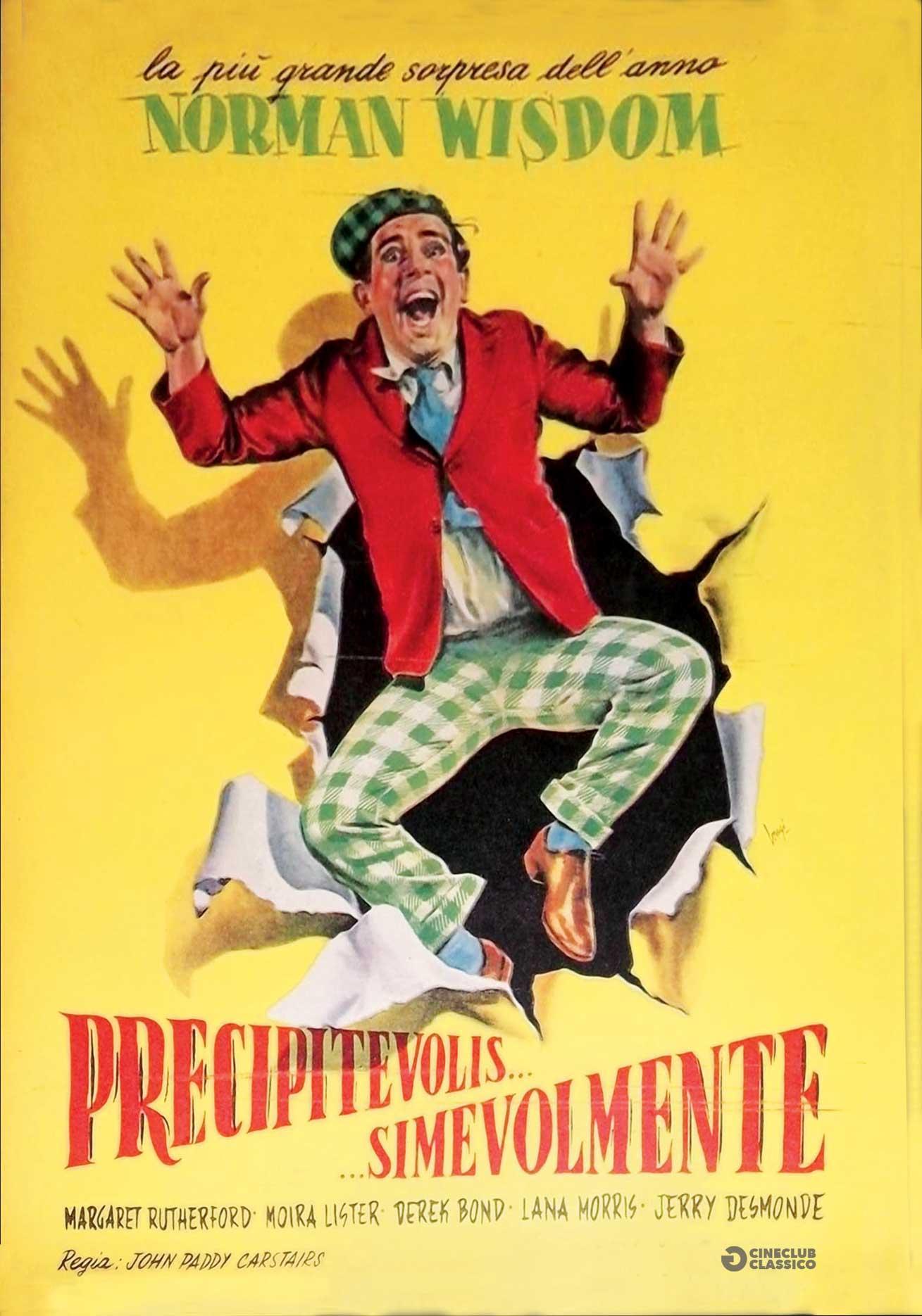 PRECIPITEVOLISSIMEVOLMENTE (DVD)
