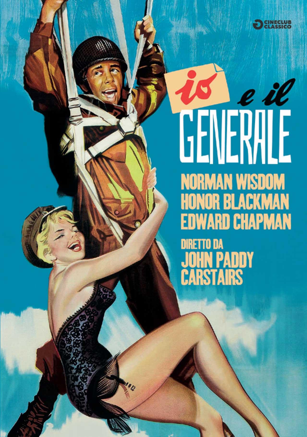 IO E IL GENERALE (DVD)