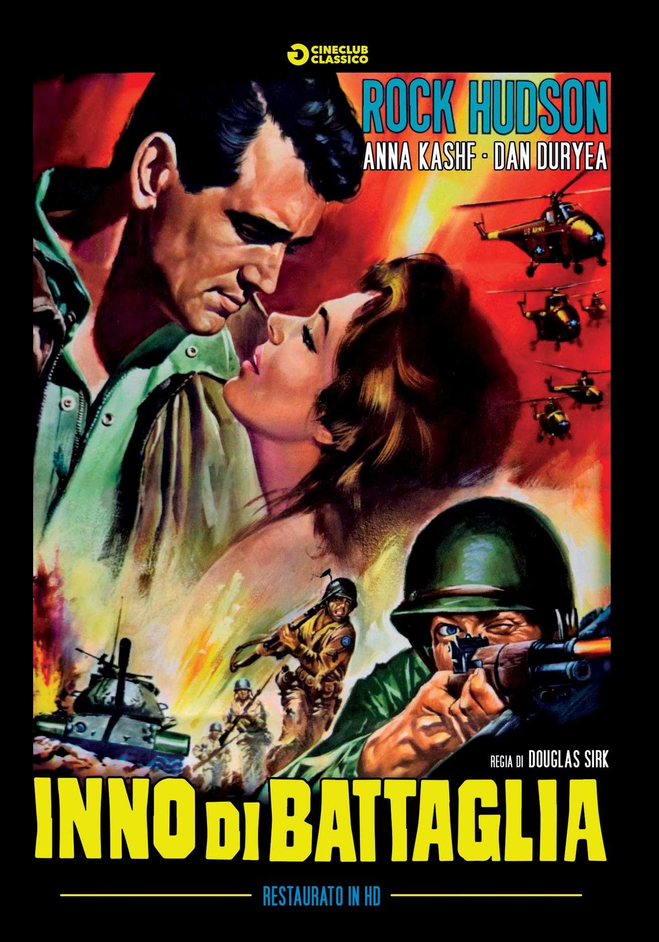 INNO DI BATTAGLIA (RESTAURATO IN HD) (DVD)