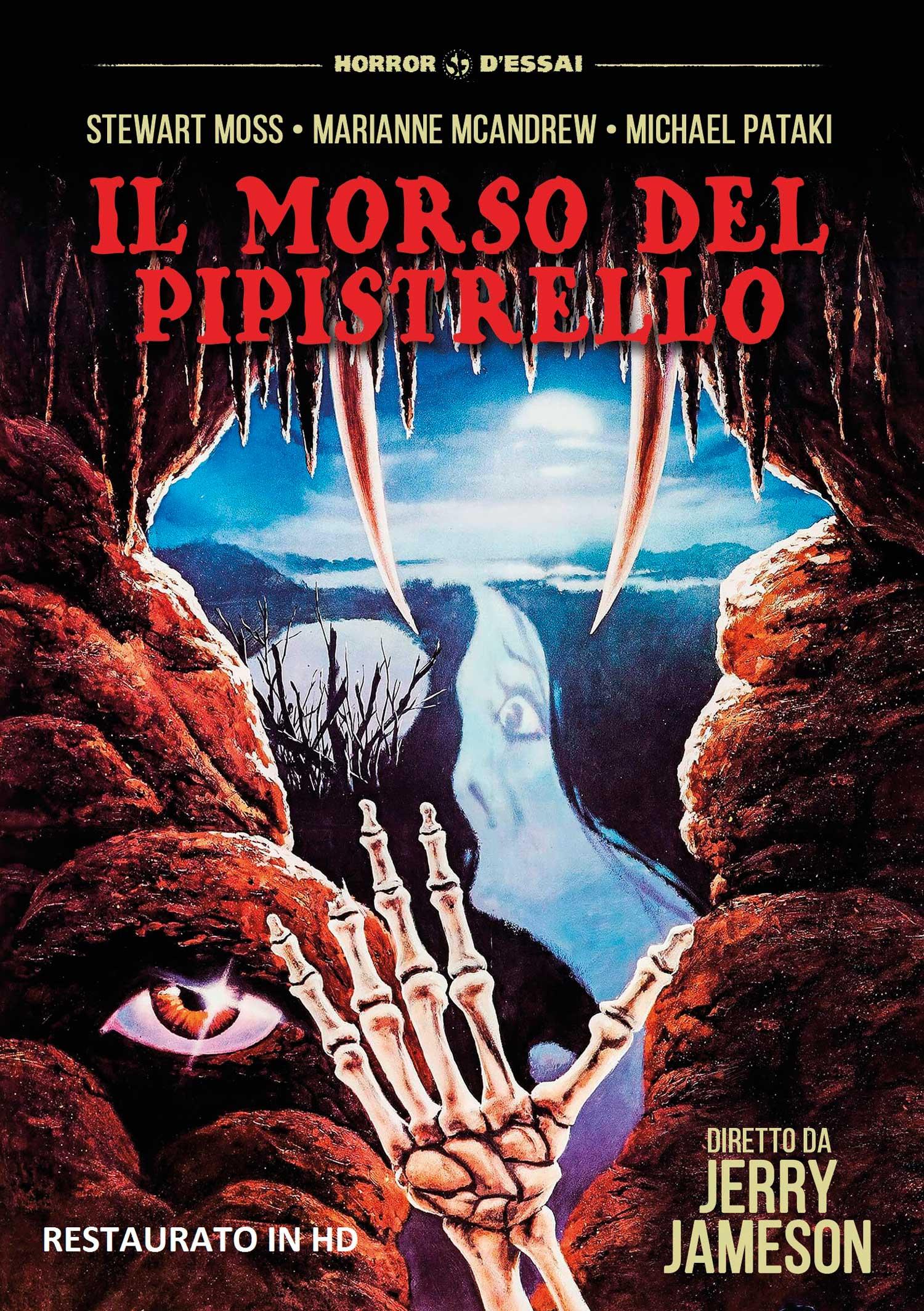 IL MORSO DEL PIPISTRELLO (DVD)