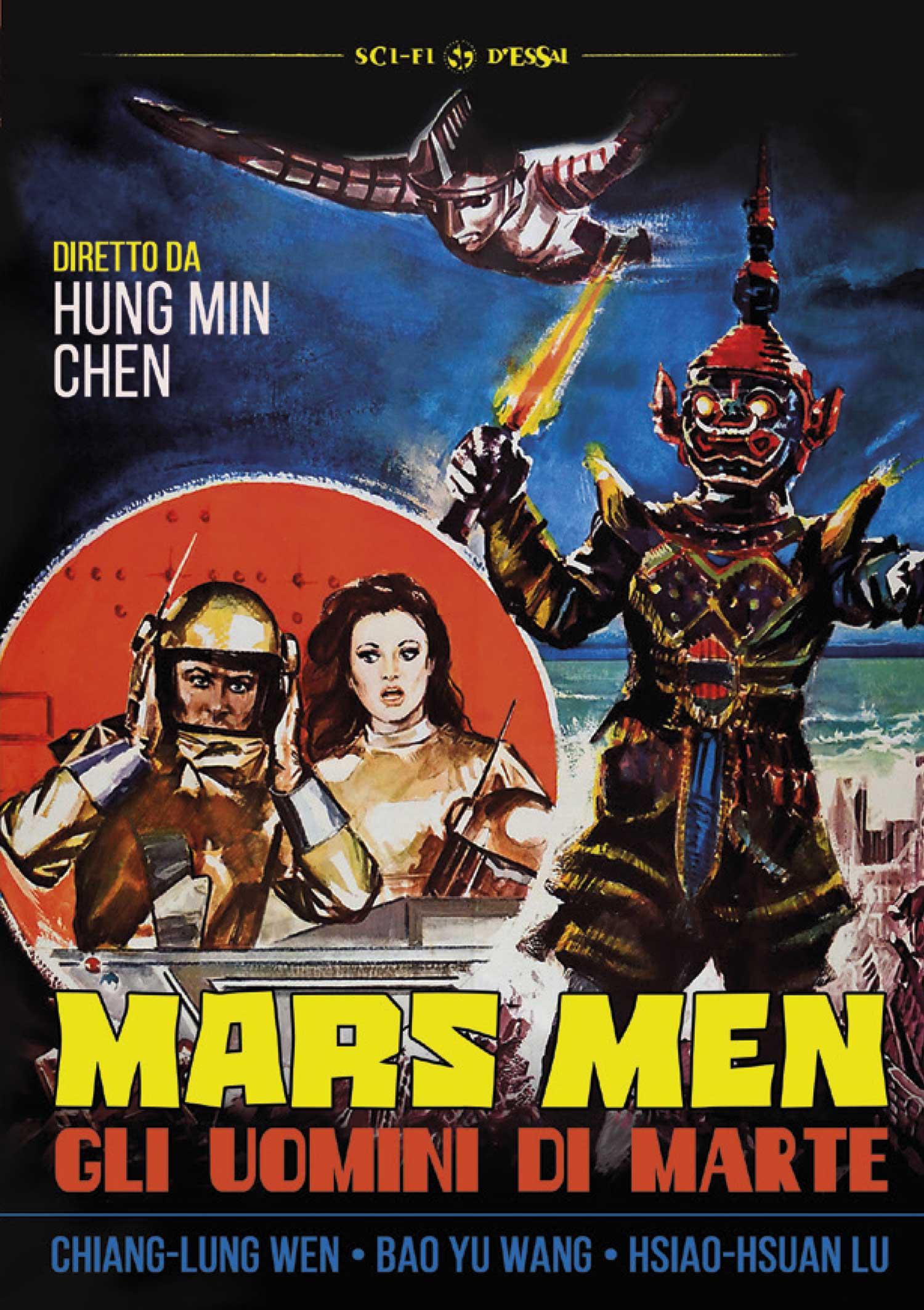 MARS MEN: GLI UOMINI DI MARTE (DVD)