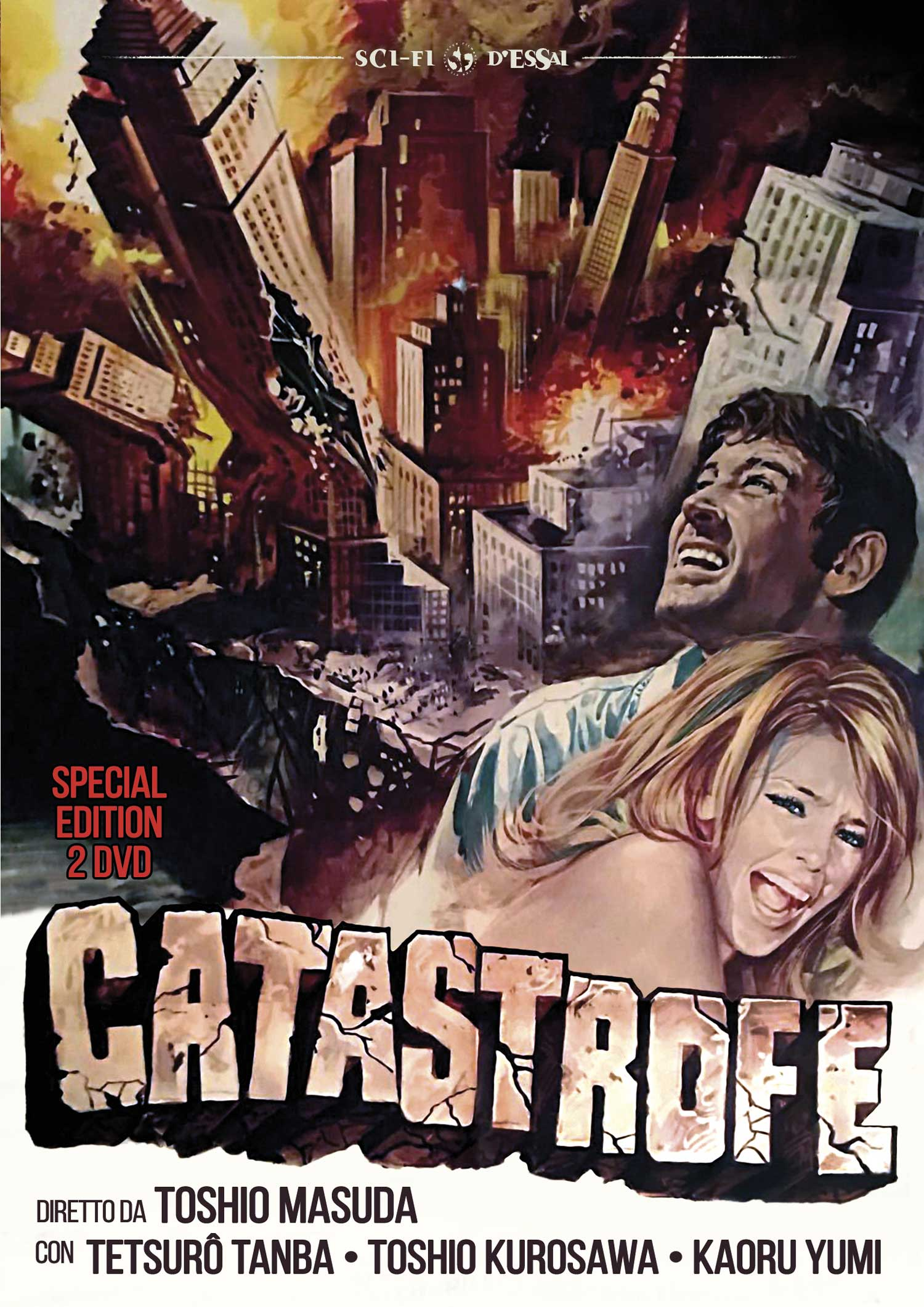 CATASTROFE (SPECIAL EDITION) (2 DVD) (DVD)