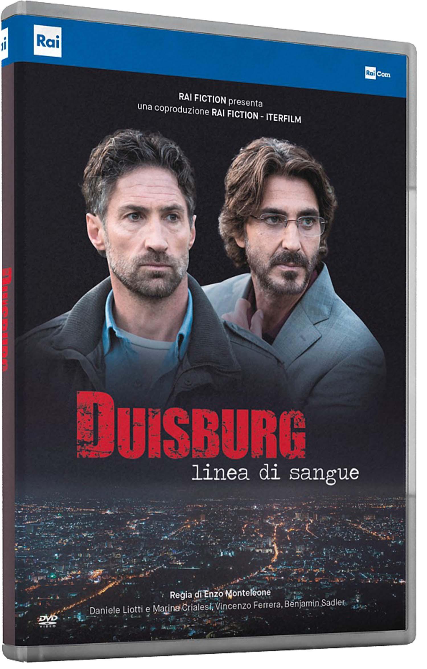 DUISBURG - LINEA DI SANGUE (DVD)