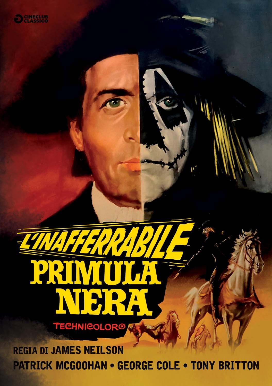 L'INAFFERRABILE PRIMULA NERA (DVD)