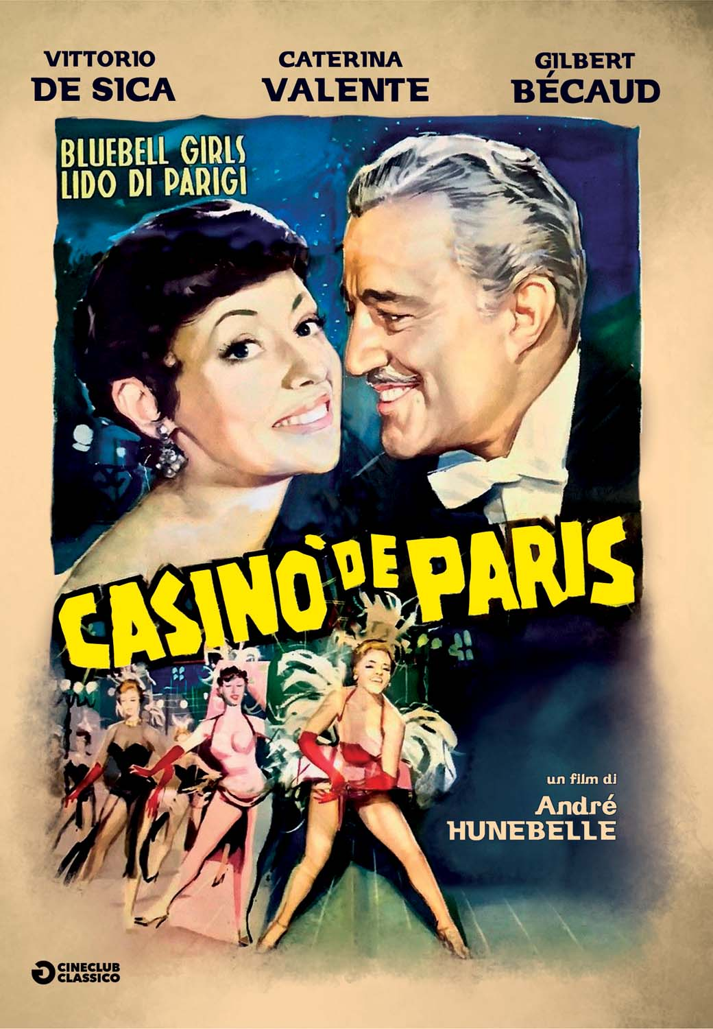 CASINO DE PARIS (DVD)