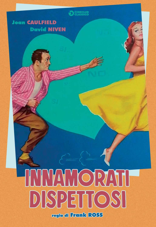 INNAMORATI DISPETTOSI (DVD)