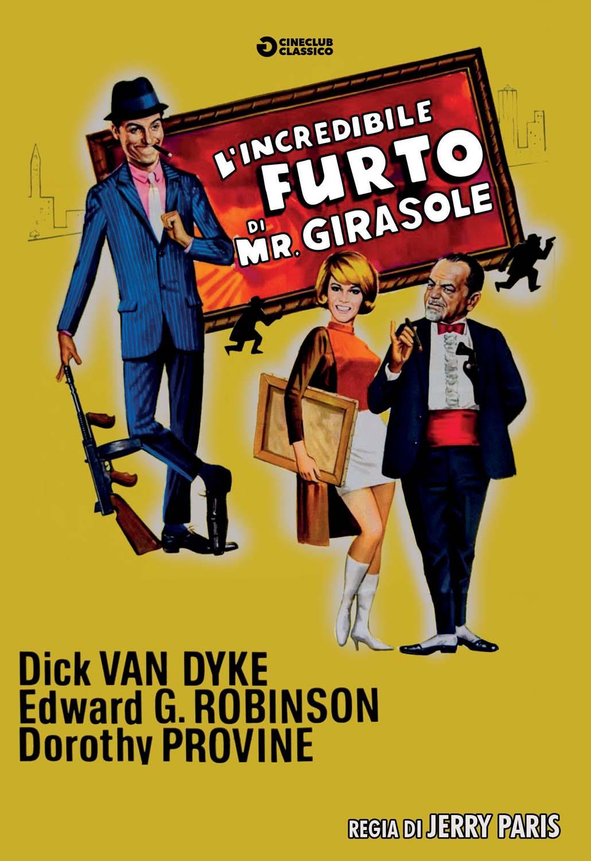 L'INCREDIBILE FURTO DI MR. GIRASOLE (DVD)