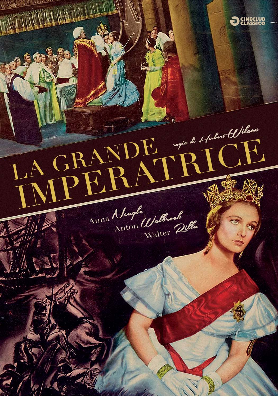 LA GRANDE IMPERATRICE (DVD)
