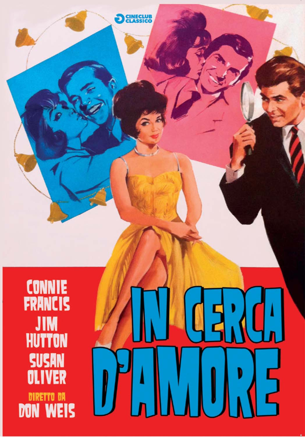 IN CERCA D'AMORE (DVD)