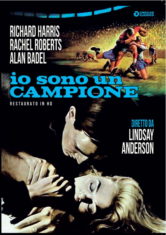 IO SONO UN CAMPIONE (RESTAURATO IN HD) (DVD)