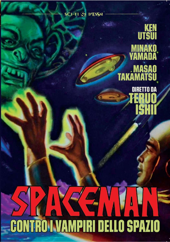 SPACEMAN CONTRO I VAMPIRI DELLO SPAZIO (DVD)