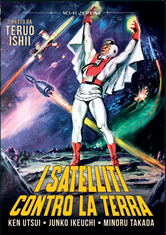 I SATELLITI CONTRO LA TERRA (DVD)