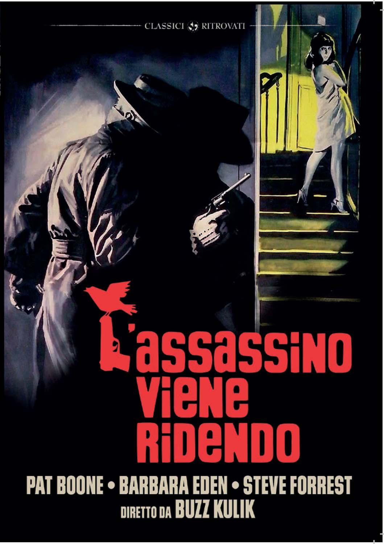 L'ASSASSINO VIENE RIDENDO (DVD)