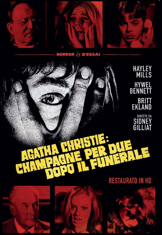 CHAMPAGNE PER DUE DOPO IL FUNERALE (RESTAURATO IN HD) (DVD)
