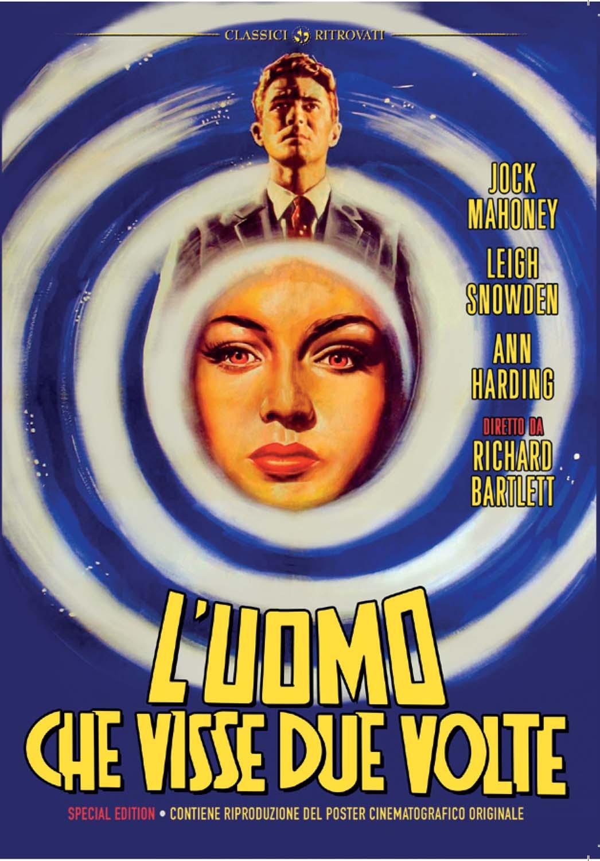 L'UOMO CHE VISSE DUE VOLTE (SE) (DVD+POSTER) (DVD)