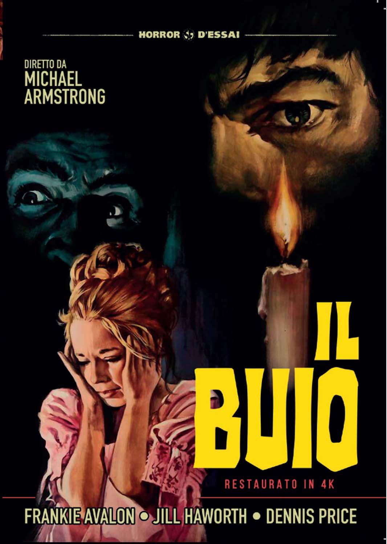 IL BUIO (RESTAURATO IN 4K) (EDIZIONE IN LINGUA ORIGINALE) (DVD)