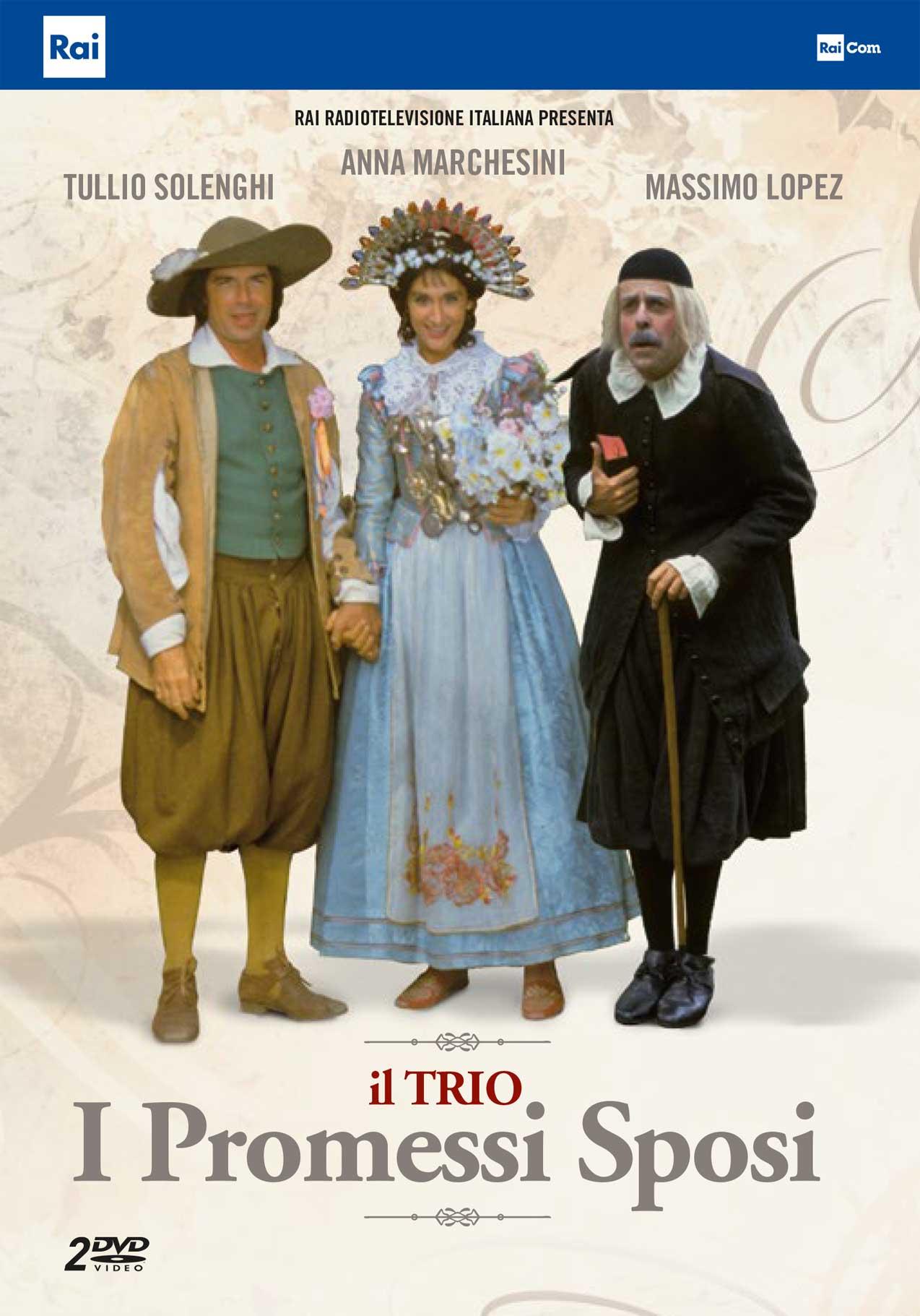 COF.IL TRIO - I PROMESSI SPOSI (2 DVD) (DVD)