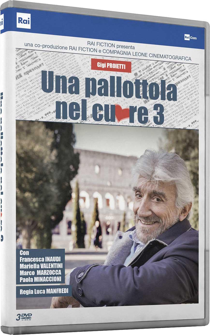 COF.UNA PALLOTTOLA NEL CUORE - STAGIONE 03 (3 DVD) (DVD)