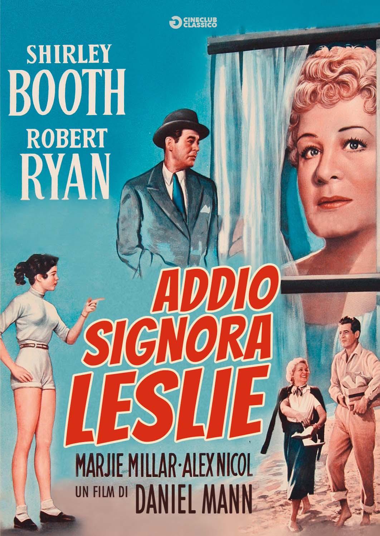 ADDIO SIGNORA LESLIE (DVD)