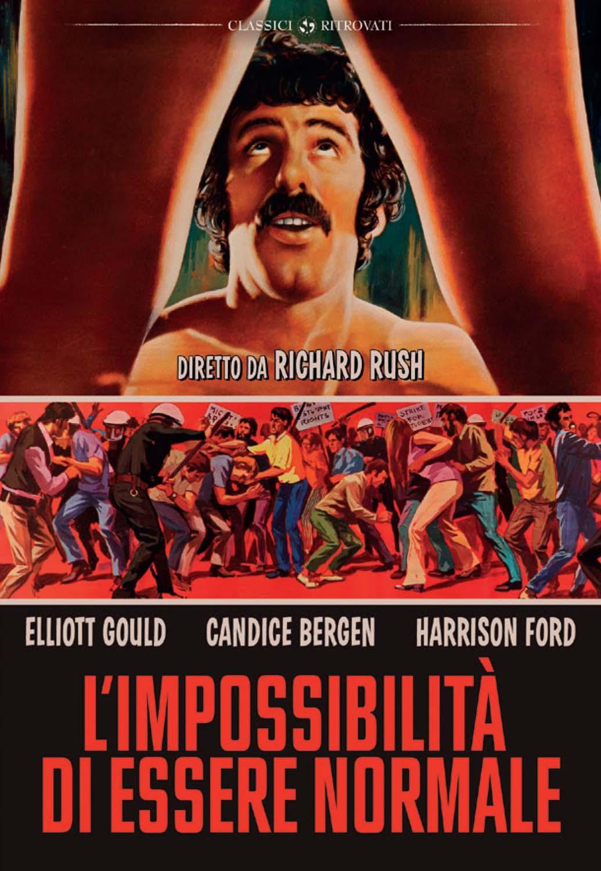 L'IMPOSSIBILITA' DI ESSERE NORMALE (DVD)
