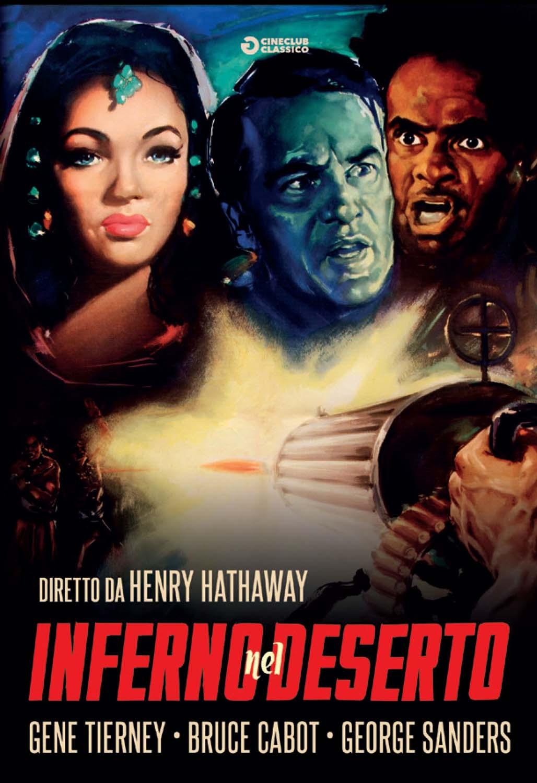 INFERNO NEL DESERTO (DVD)
