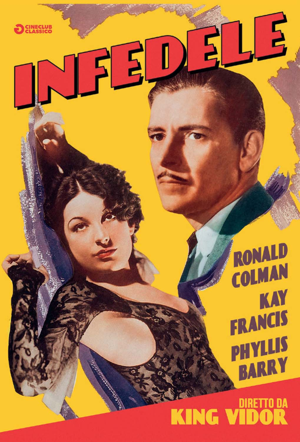 INFEDELE (DVD)