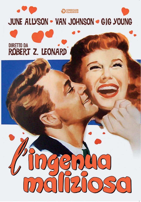 L'INGENUA MALIZIOSA (DVD)