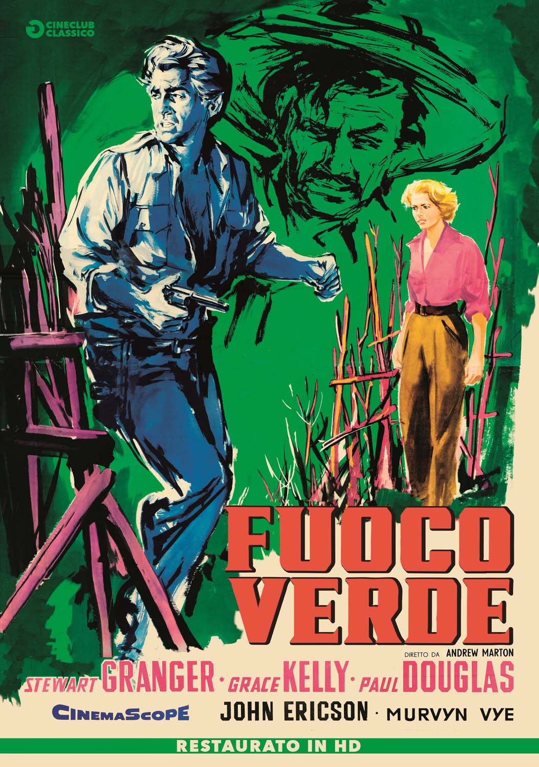 FUOCO VERDE (RESTAURATO IN HD) (DVD)