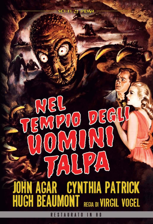 NEL TEMPIO DEGLI UOMINI TALPA (RESTAURATO IN HD) (2 DVD) (DVD)