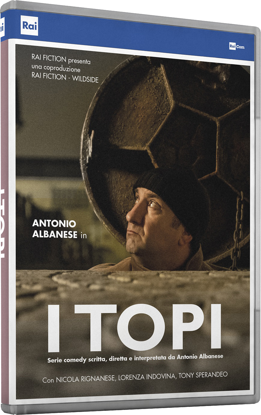 I TOPI (DVD)