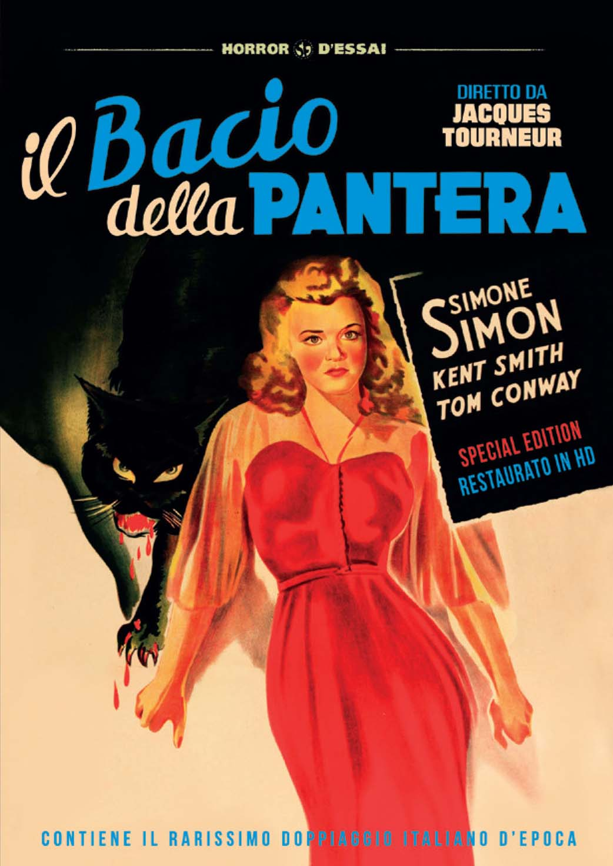 IL BACIO DELLA PANTERA (RESTAURATO IN HD) (DVD+POSTER) (DVD)