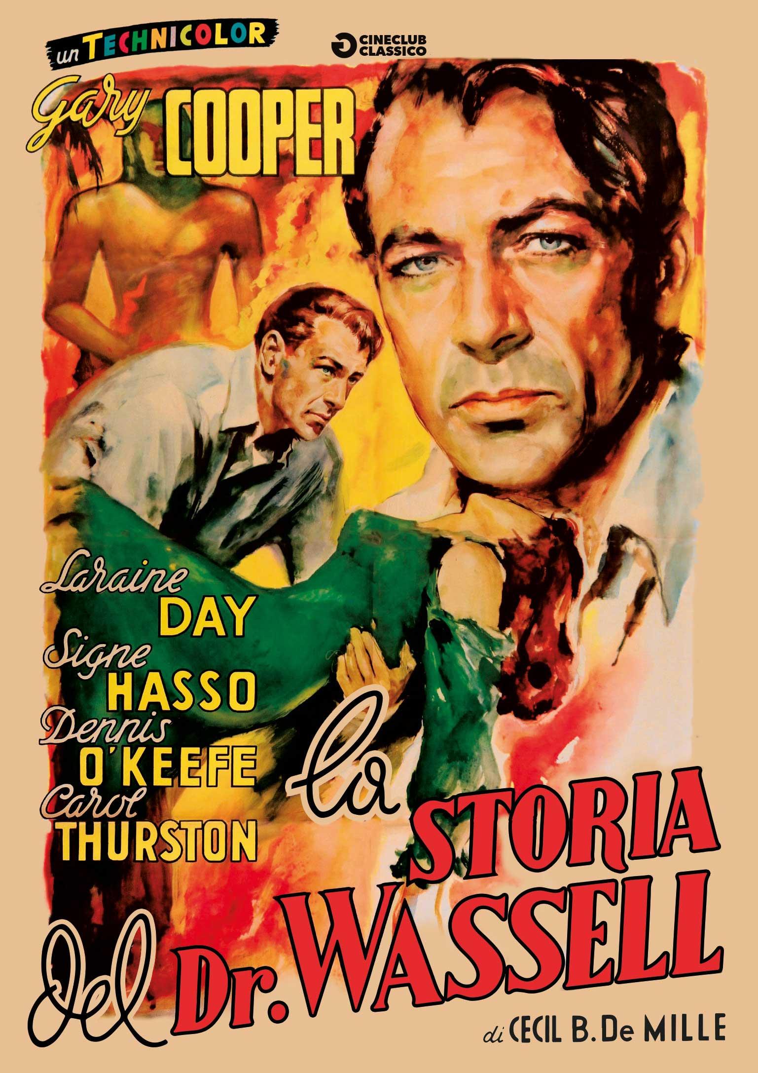 LA STORIA DEL DOTTOR WASSELL (RESTAURATO IN HD) (DVD)