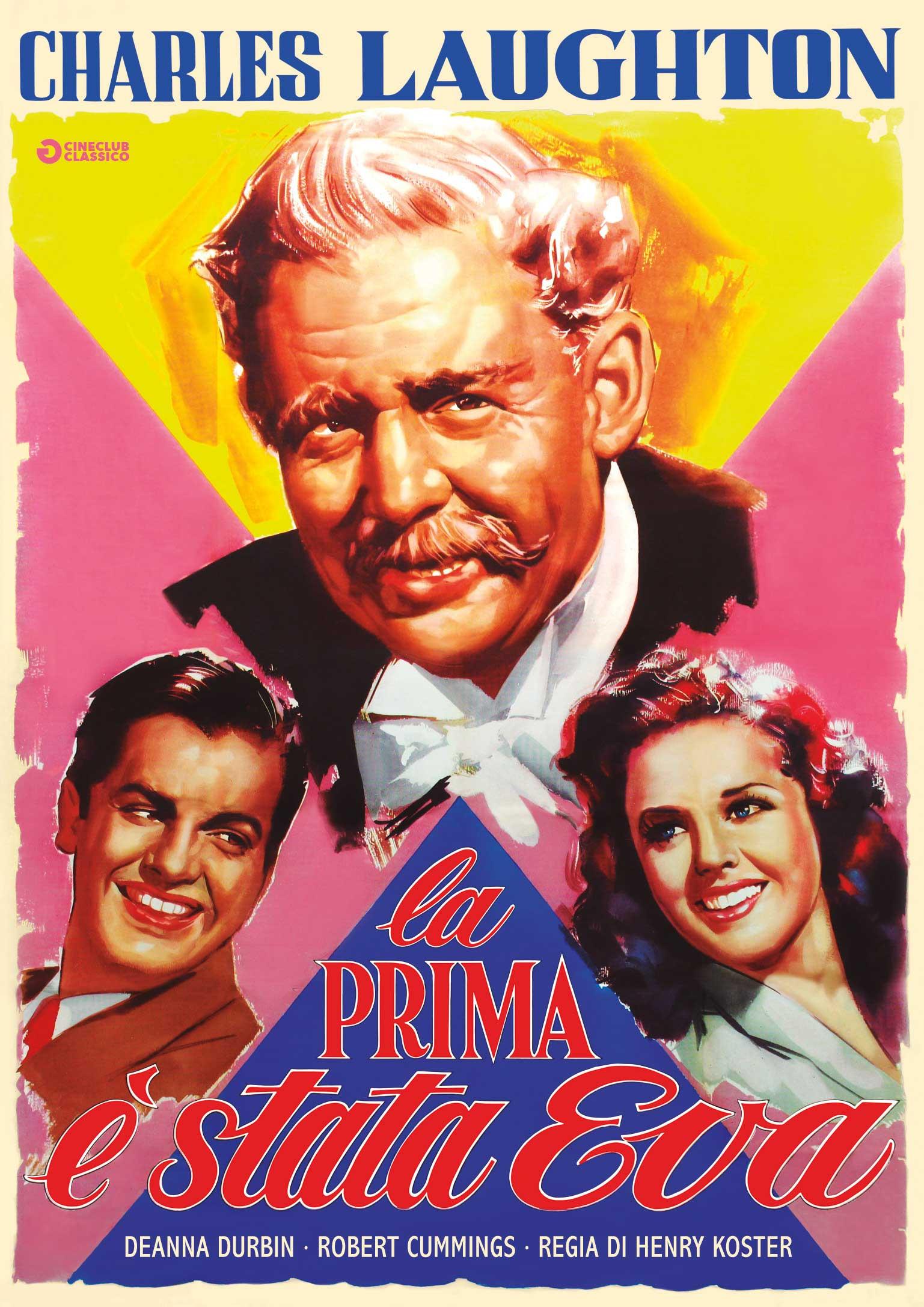 LA PRIMA E' STATA EVA (DVD)