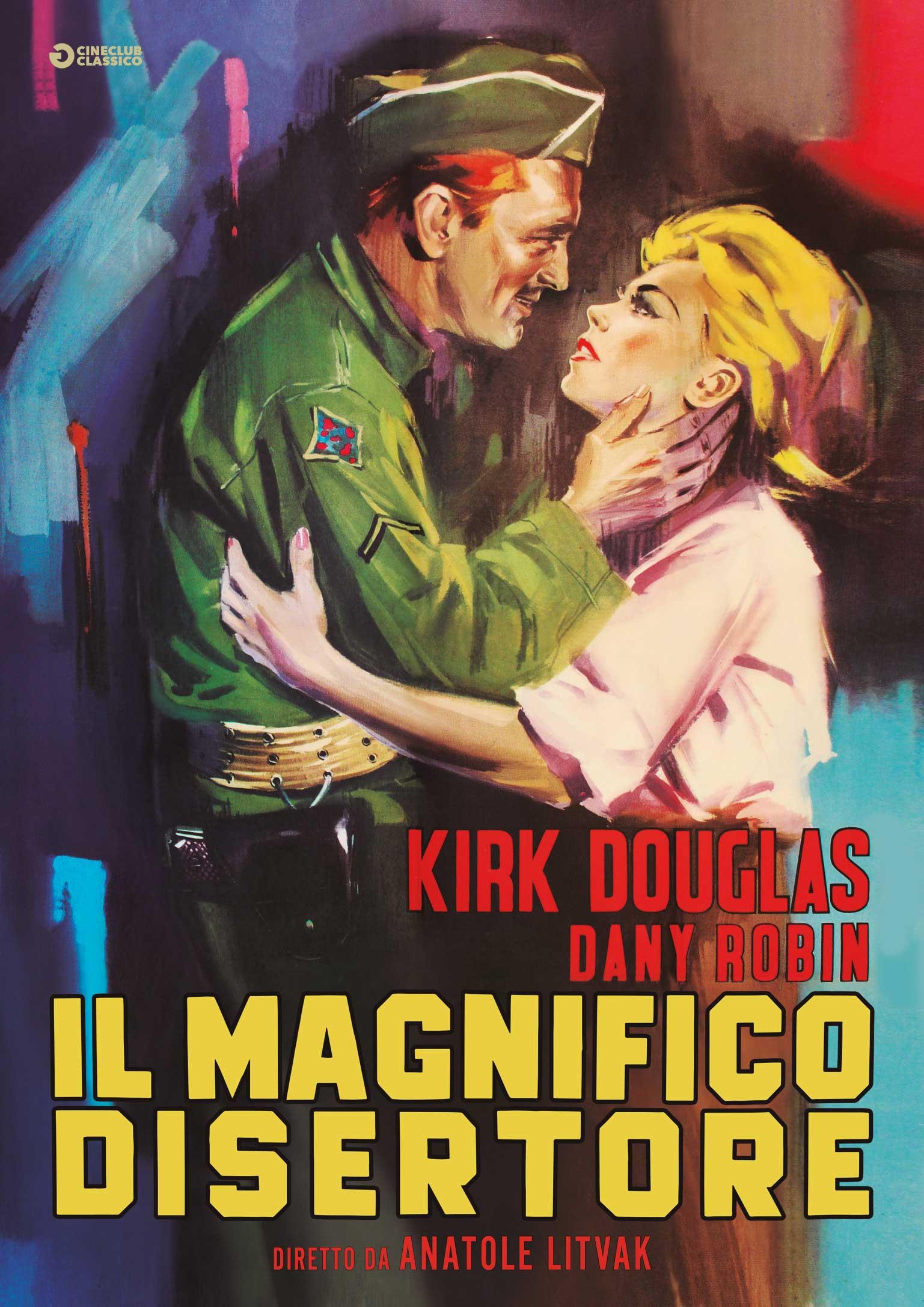 IL MAGNIFICO DISERTORE (ATTO D'AMORE) (DVD)