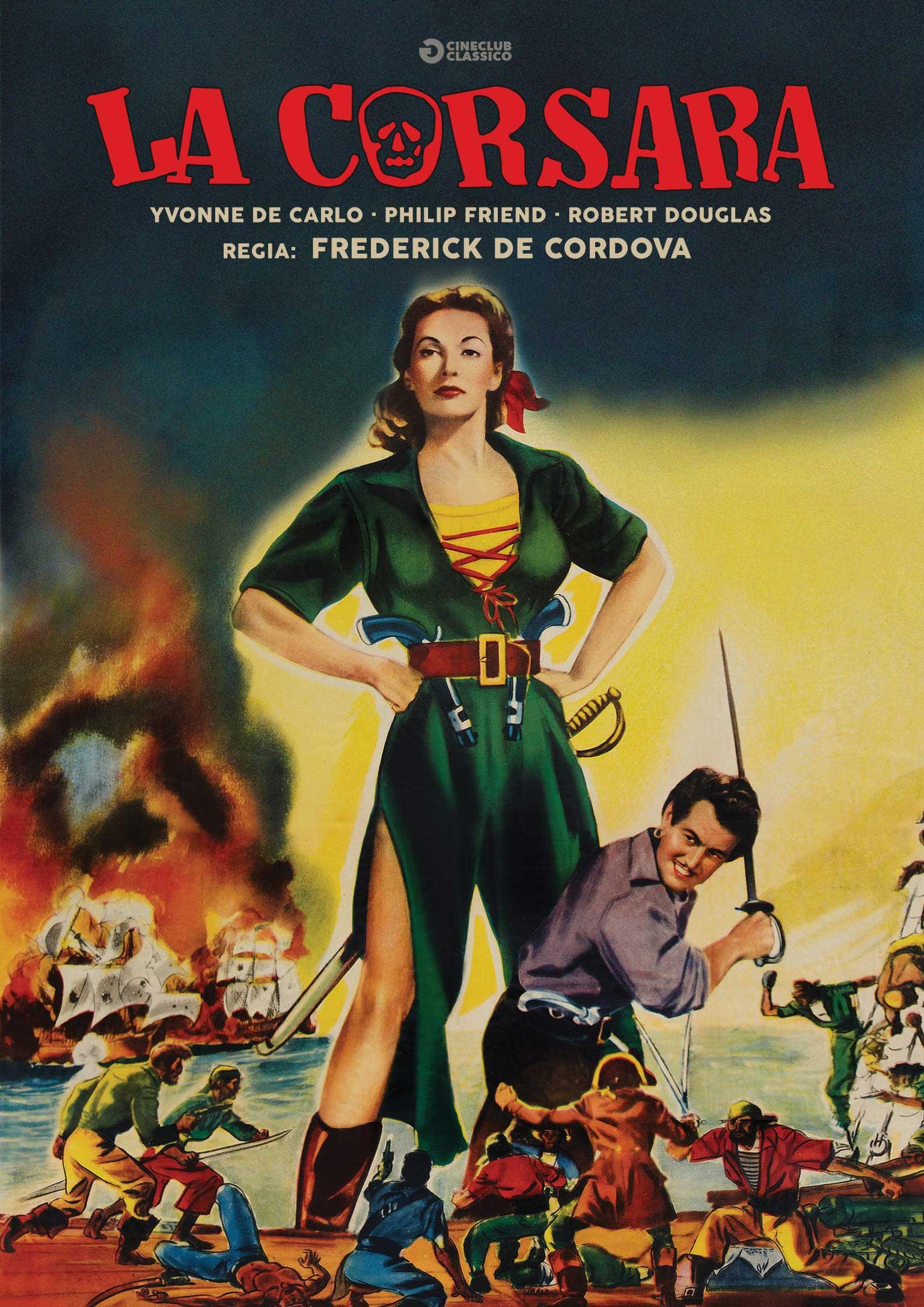 LA CORSARA (DVD)