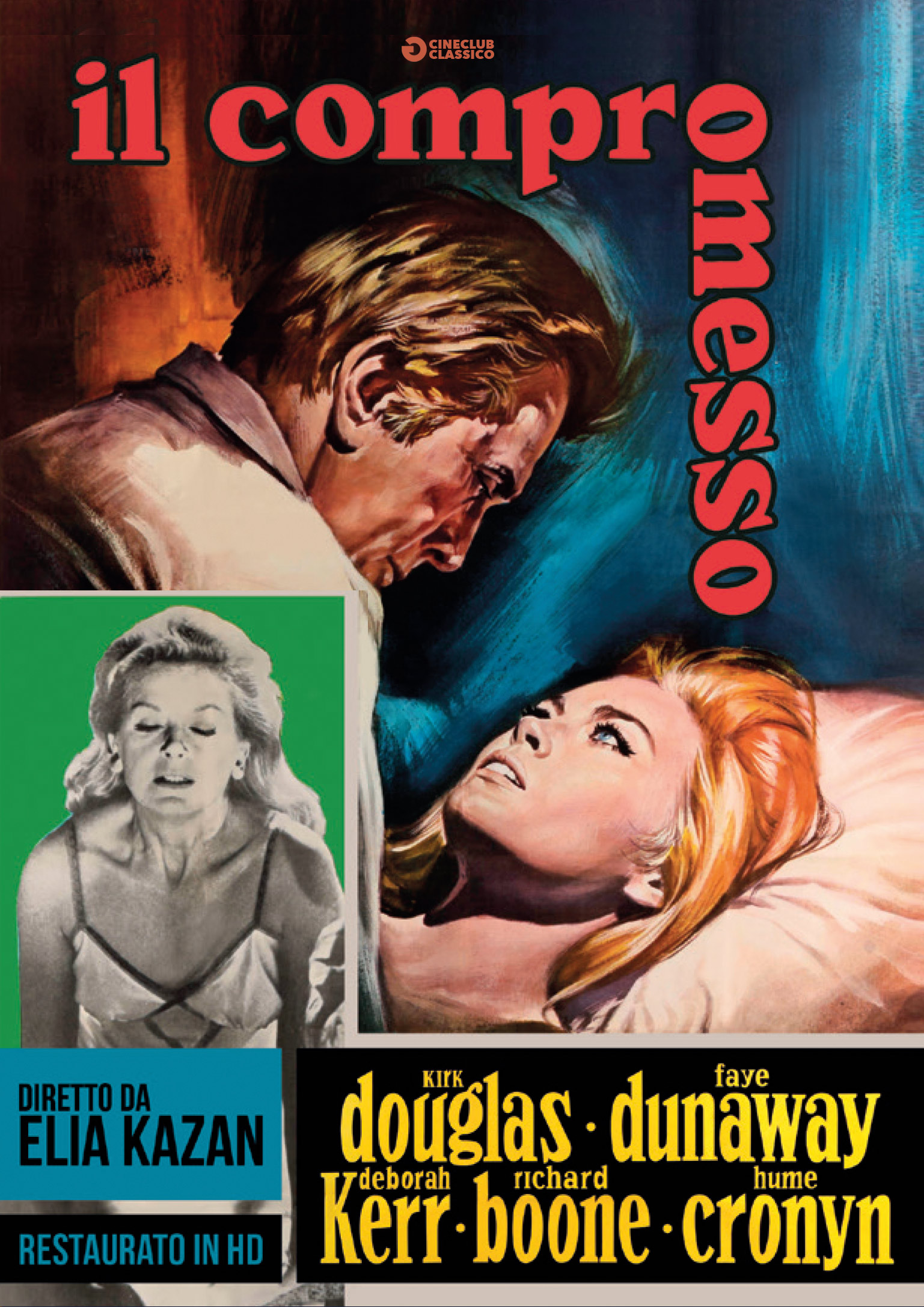 IL COMPROMESSO (RESTAURATO IN HD) (DVD)