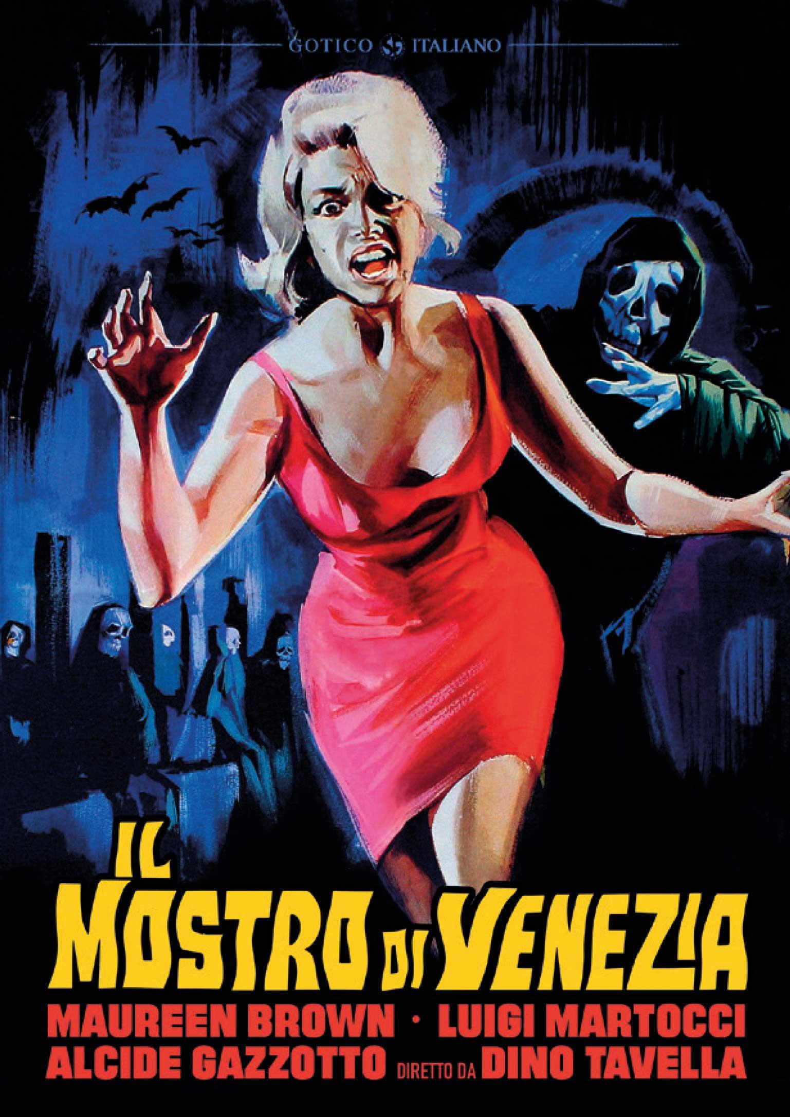 IL MOSTRO DI VENEZIA (DVD)