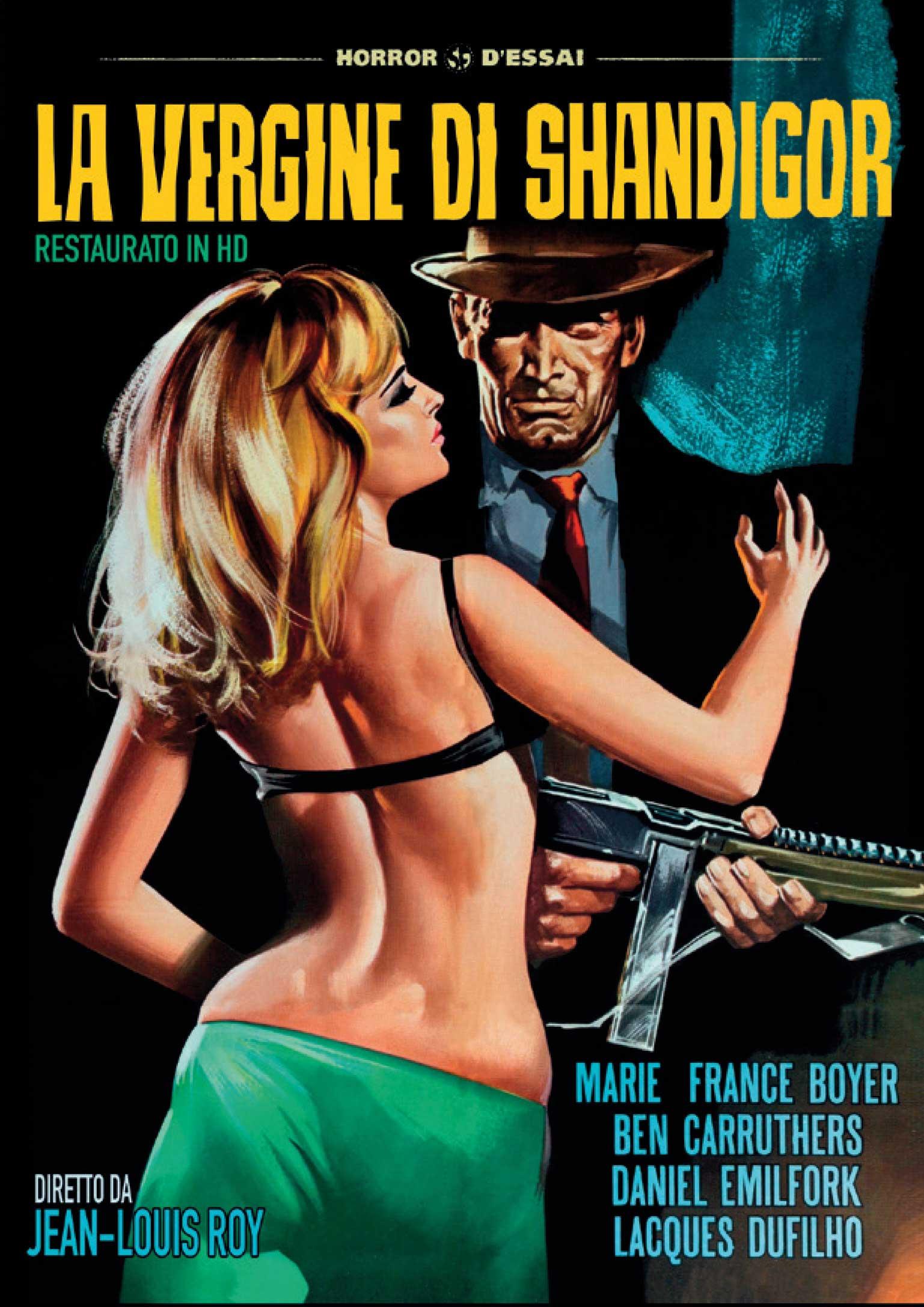 LA VERGINE DI SHANDIGOR (RESTAURATO IN HD) (DVD)
