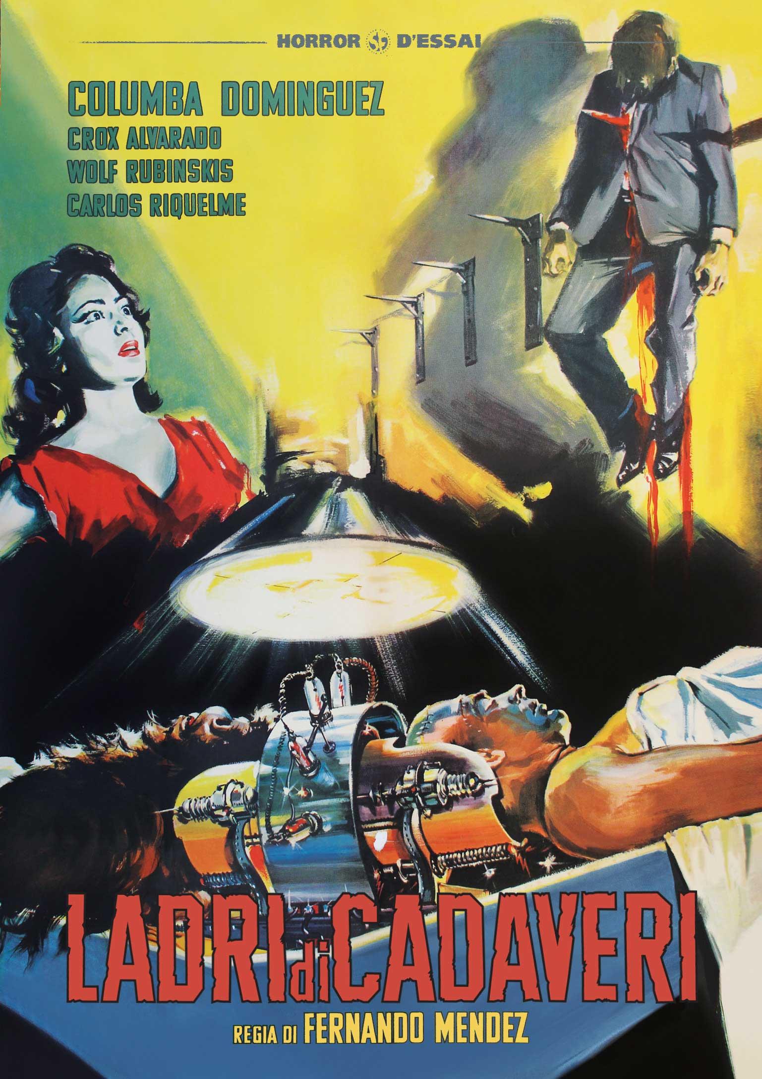 LADRI DI CADAVERI (DVD)