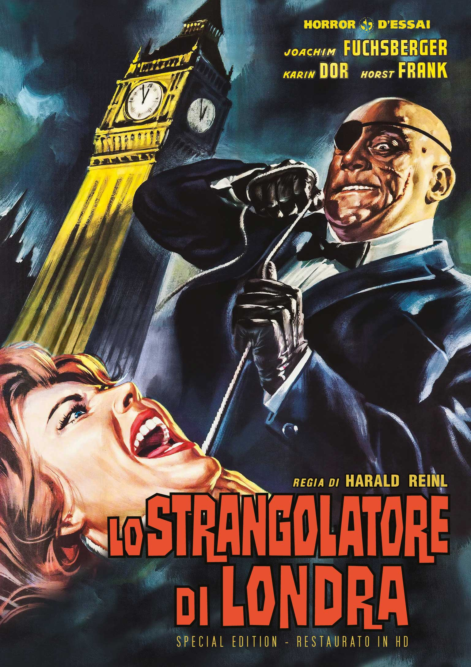 LO STRANGOLATORE DI LONDRA (SPECIAL EDITION) (RESTAURATO IN HD)