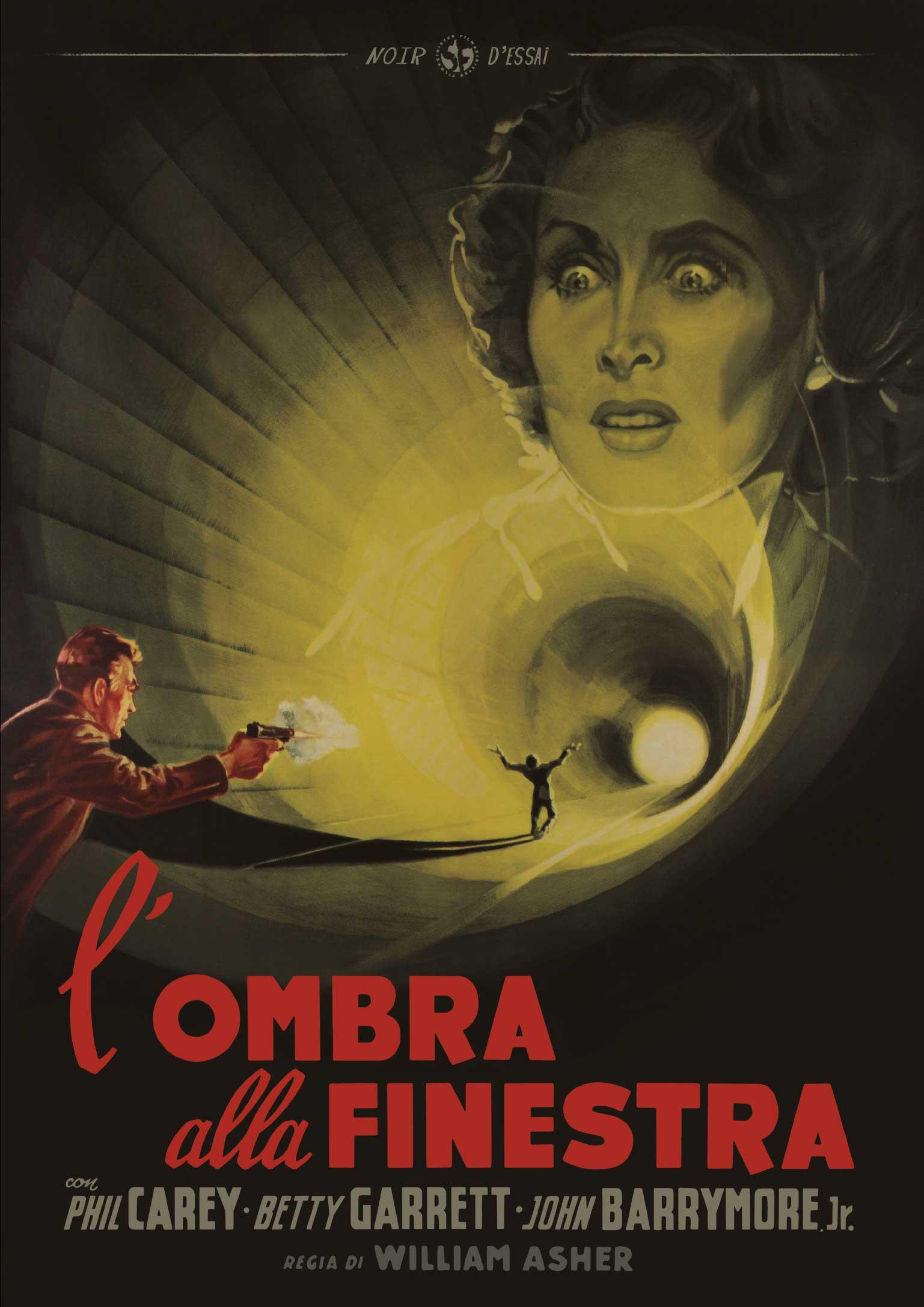 L'OMBRA ALLA FINESTRA (DVD)