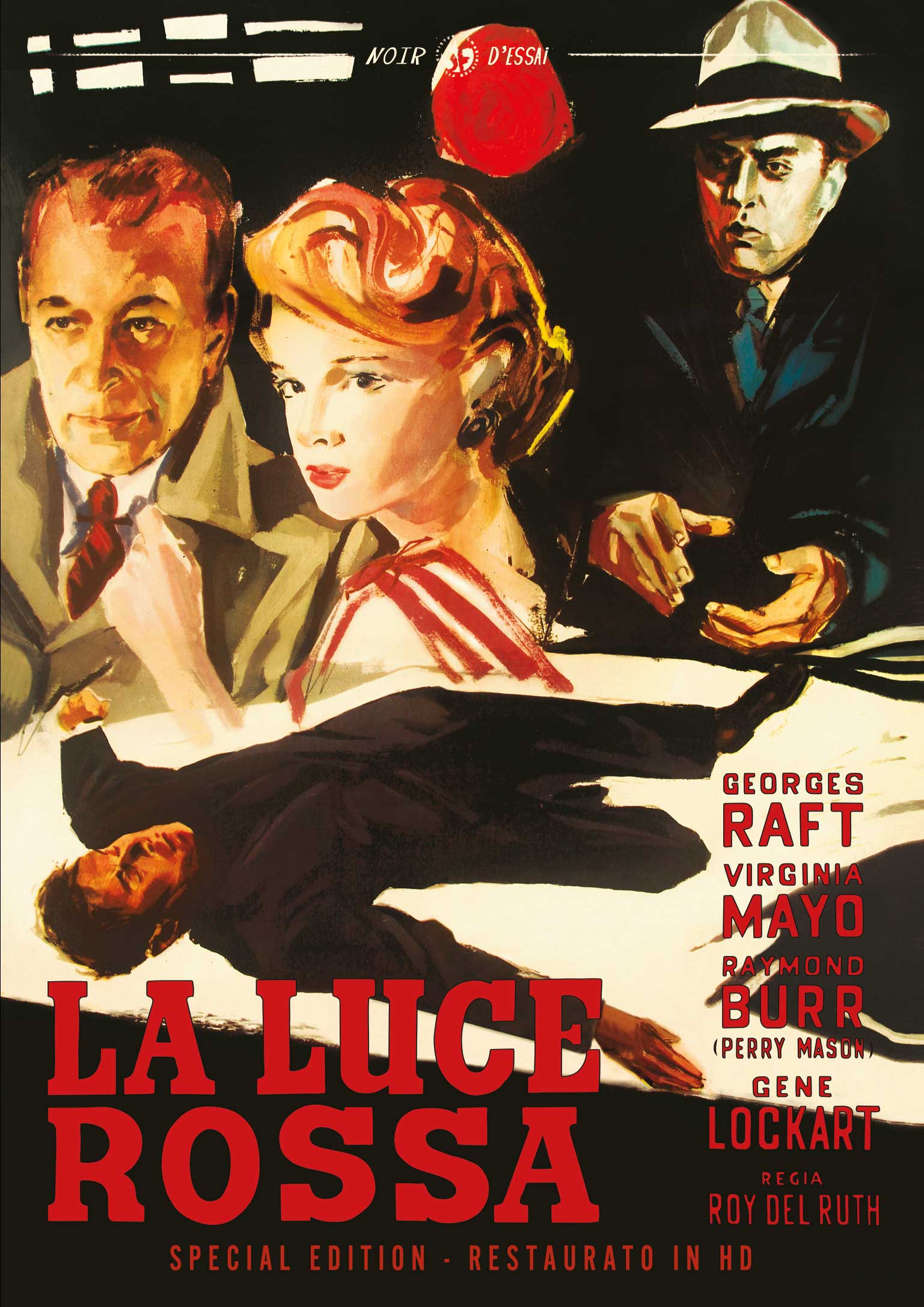 LA LUCE ROSSA (SPECIAL EDITION) (RESTAURATO IN HD) (DVD)
