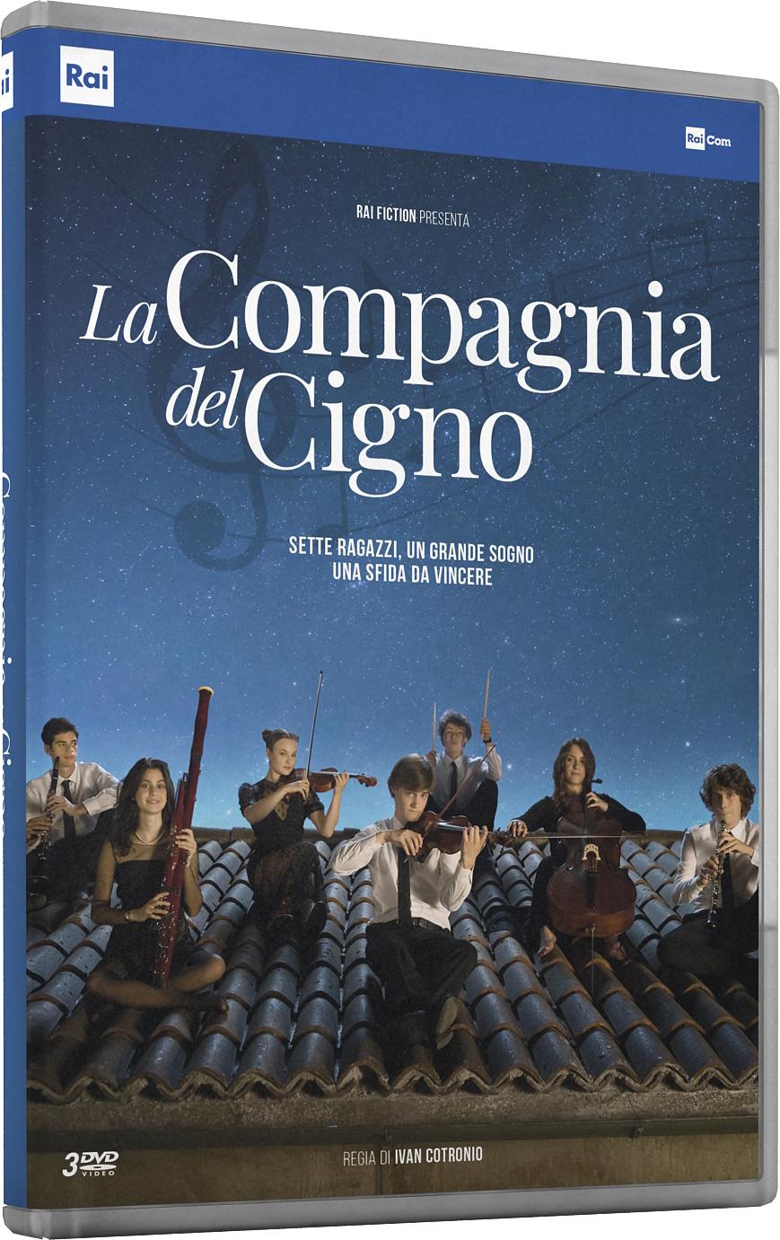 COF.LA COMPAGNIA DEL CIGNO (3 DVD) (DVD)