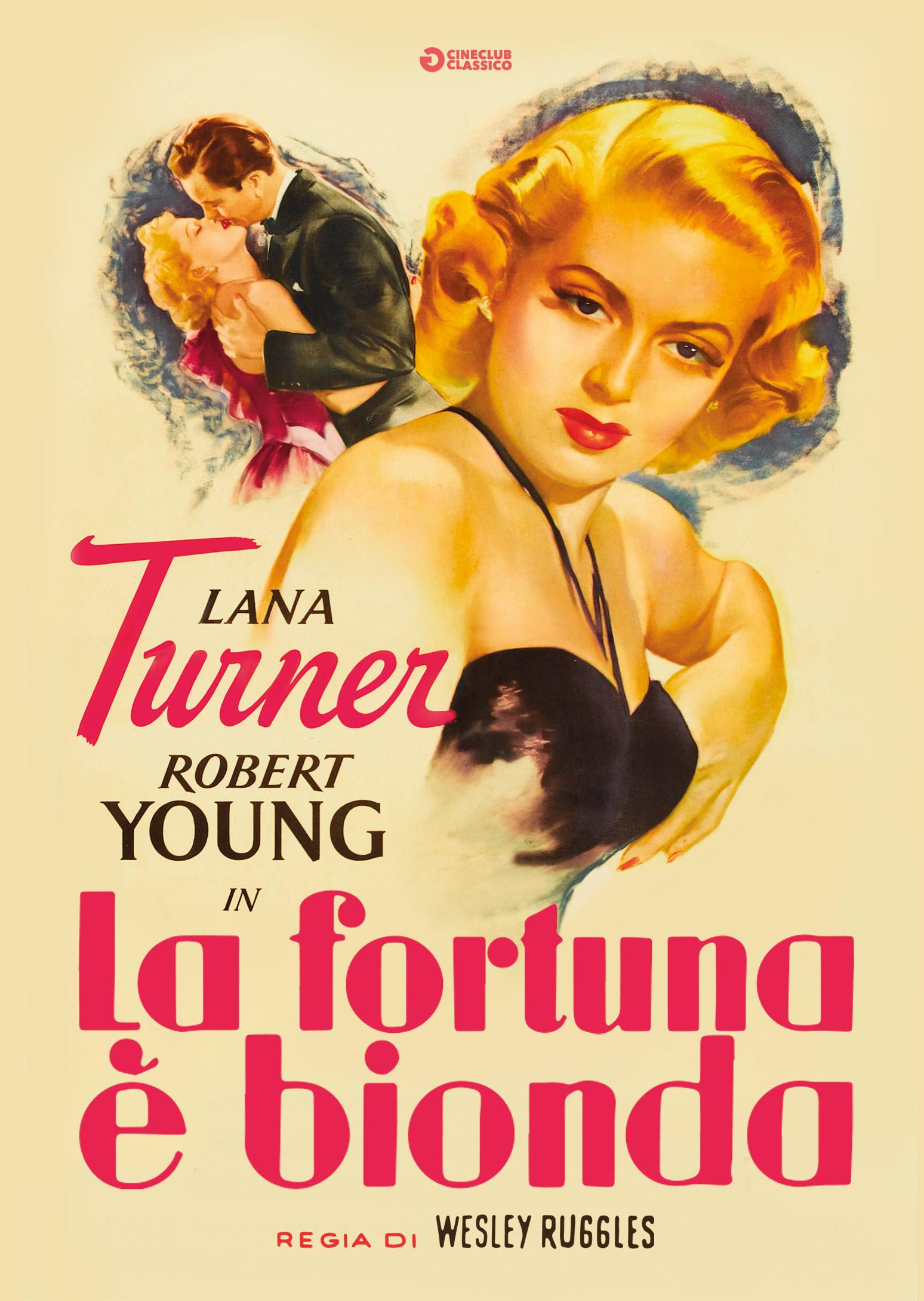 LA FORTUNA E' BIONDA (DVD)